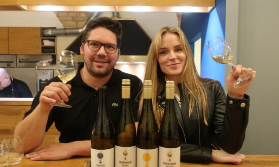 Hungarian Wine Is Above the Radar Once More