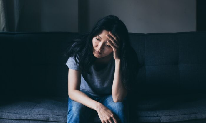 If we do not pause to acknowledge our fear, it can run our lives without us even realizing it. (panitanphoto/Shutterstock)
