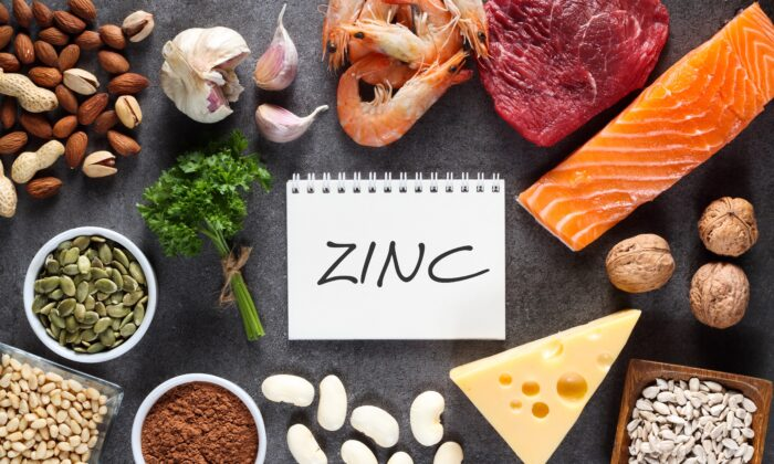 There are many delicious foods you can eat to get your daily zinc. (Evan Lorne/Shutterstock)