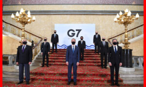 G-7 Foreign Ministers Discuss 'Rising Threats' Against Democracy