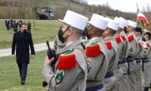 France Stands at Crossroads, as Members of Military Demand Action