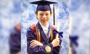 12-Year-Old Prodigy to Graduate NC High School With Perfect GPA 4.0, Named Valedictorian