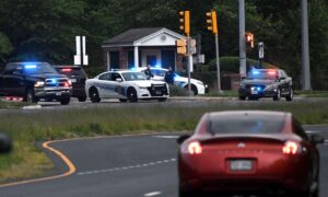Armed Man at CIA Headquarters Shot by FBI Agents