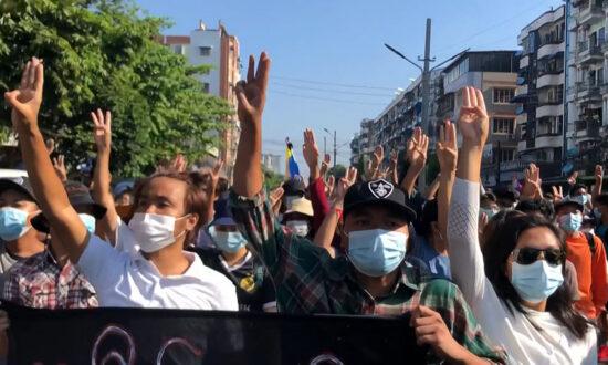 Burma Parcel Bomb Blasts Kill 5 Including Ousted Lawmaker—Media