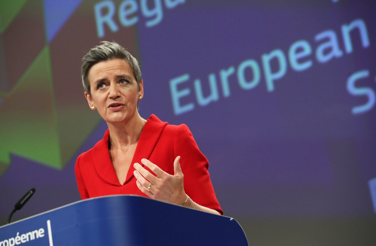 EU Hopes New Rules to Curb State-Backed Foreign Buyers Will Be Agreed Within Next Year