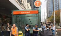 Sydney Town Hall Station Locked Down Due to Police Operation
