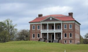 House of Beauty: Colonial Revival Style
