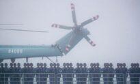 Chinese Regime Unveils Three New Warships on Navy Anniversary