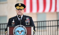 Top US General Warns of 'Potential International Instability'