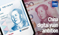 Digital Yuan Helps China's Global Currency Ambition