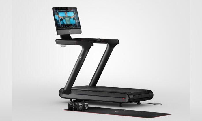 Recalled Peloton Tread+ Treadmill. (Peloton Handout via Reuters)