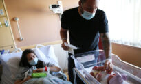 US Sees Fewest Births Since 1979: CDC Report