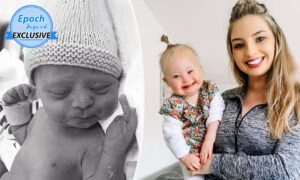 Young Mom Who Refused to Abort Baby With Down Syndrome Says, 'Look Past the Label'