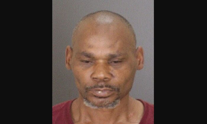Daryl Doles, 50, in a booking photo. (Baltimore City Police Department)