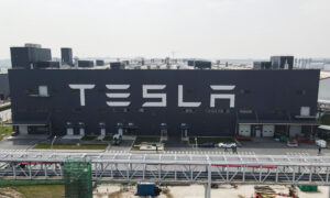 Ready to Exit China? Tesla Pays Off $614 Million Loan for Its Shanghai Factory