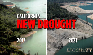 California's Worsening Drought Highlights Conservation and Lack of New Water Supply | Steve Sheldon