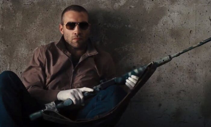 """Who is the sniper that killed five people? Jai Courtney stars in """"Jack Reacher."""" (Paramount Pictures)"""