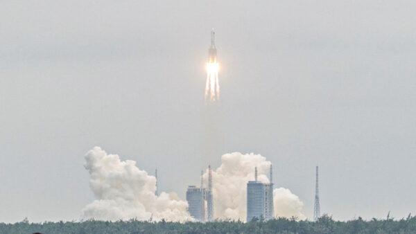 China in Focus (May 10): Chinese Rocket Hits Earth at 17,000 MPH