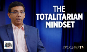 Dinesh D'Souza: Emerging Totalitarian Mindset Seen In People Reporting On Neighbors