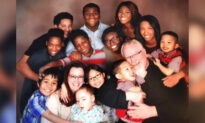 Couple Who Love Being Parents Adopt 13 Kids, Say There's Still Room for More