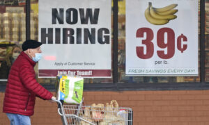 Job Openings Soar to Record High as Businesses Struggle to Find Workers