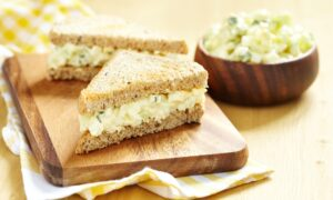 The Secret to Mom's Egg Salad? It's in the Celery