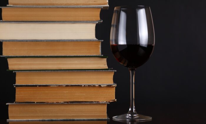 There's a wine book for every wine drinker. (Kirill Z/shutterstock)