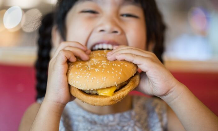 Nobody knows for sure who made the first hamburger, though several people claim to have done it. (Casezy idea/shutterstock)