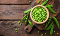 Fresh Peas, a Sweet Springtime Treat