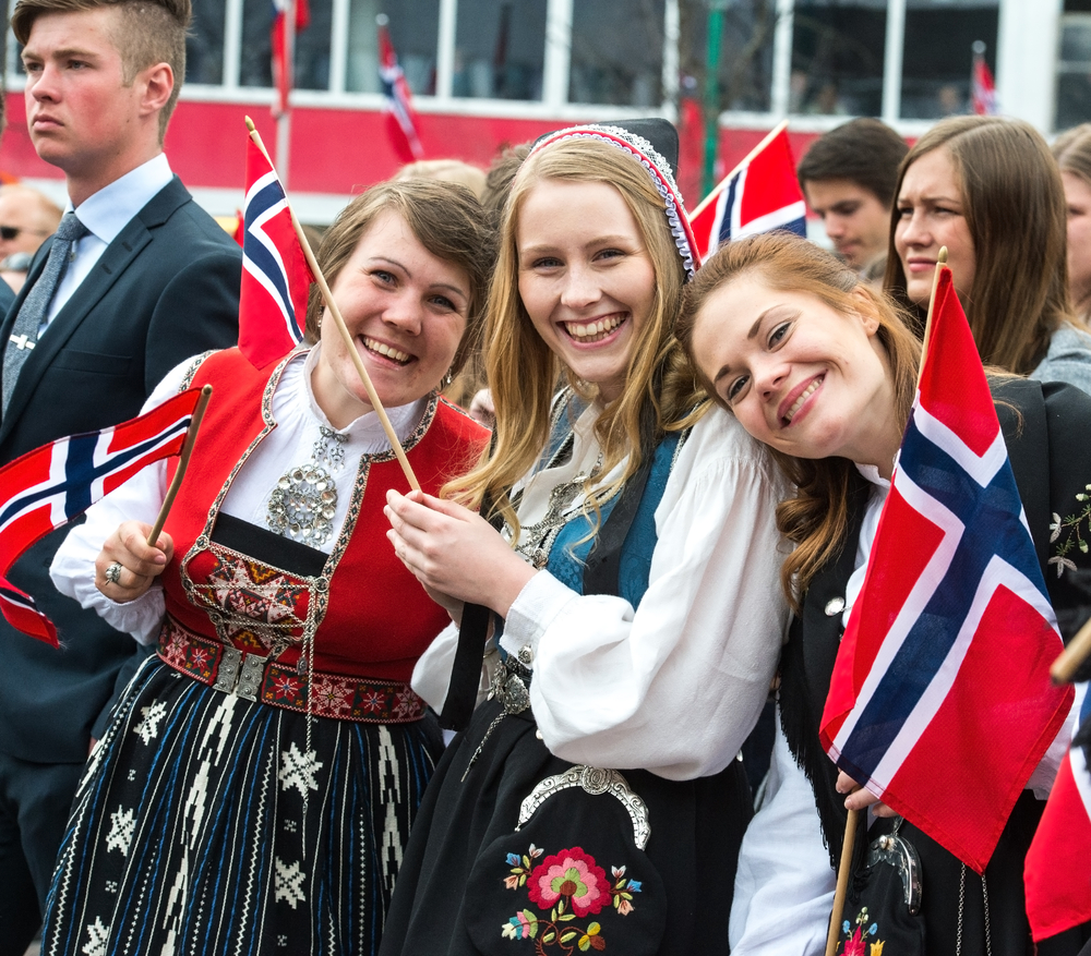 Tromso,-,May,17:,Norwegian,Constitution,Day,Is,The,National