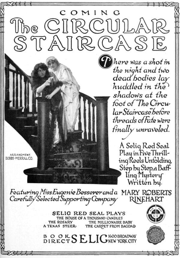 The_Circular_Staircase,_1915