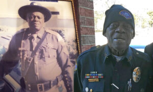 91-Year-Old Police Officer's Upbeat Attitude Inspires Arkansas Community: 'I Love People'