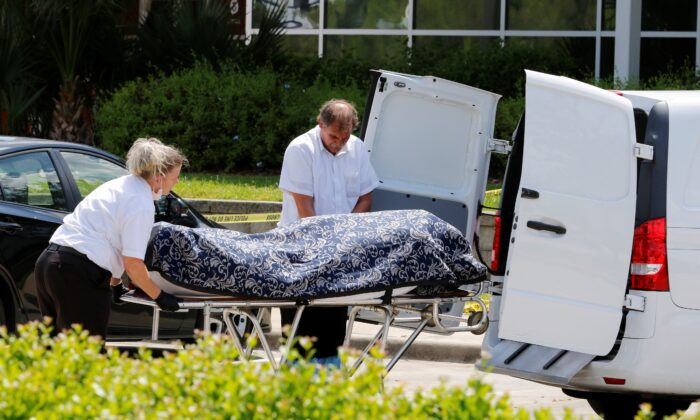 One Dead in Shooting at US Immigration Office in Orlando, Suspect in Custody – Police