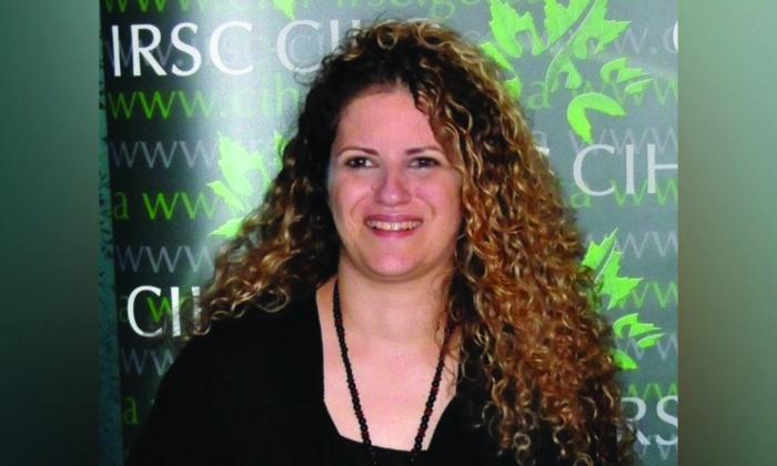 Rima Azar, associate professor of health psychology at Mount Allison University. (Handout)