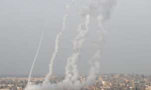 Hamas Fires Rockets on Israel, 9 Dead in Gaza