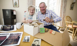 Couple Find WWII Messages Under Floorboards, Get Bletchley Park Code Breaker to Crack It