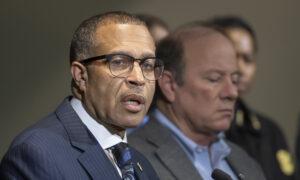 Former Detroit Police Chief James Craig Signals Challenge to Gov. Whitmer