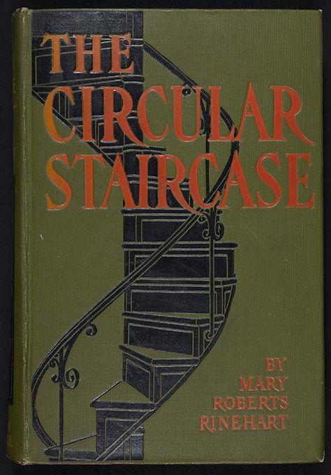 circular staircase book