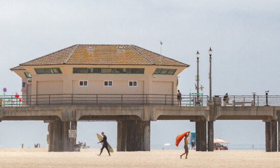 The Party's Over, But Huntington Beach Says It's Still Cleaning the Mess