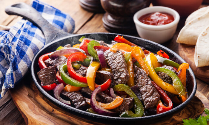 Fajitas have been all the rage since Tex-Mex cooking burst onto the culinary scene. (Dreamstime/TNS)