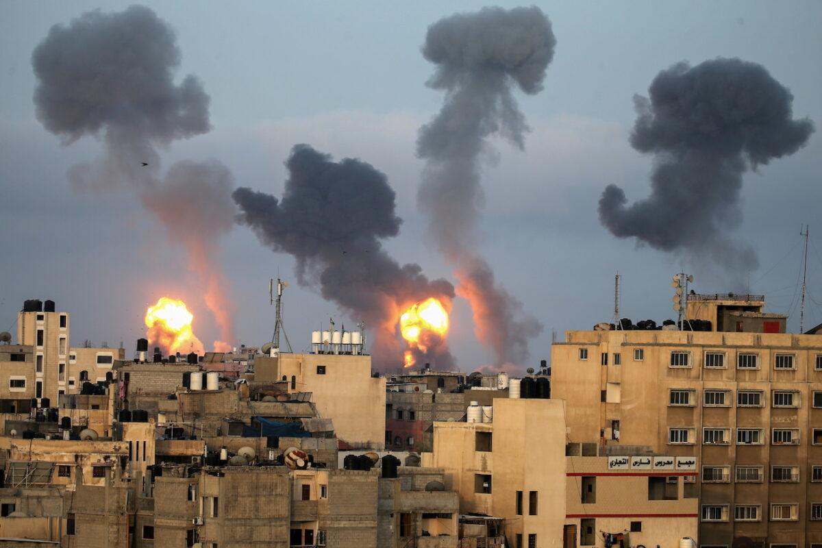Israel-Palestinian violence