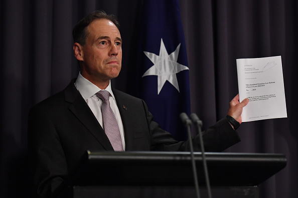 Aged care is said to receive a record commitment in funding. (Sam Mooy/Getty Images)