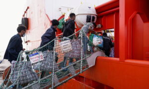 Austria Snubs EU Plea to Accept Lampedusa Illegal Immigrants