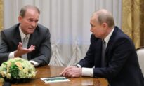 Ukraine Charges Putin Ally Medvedchuk With Treason