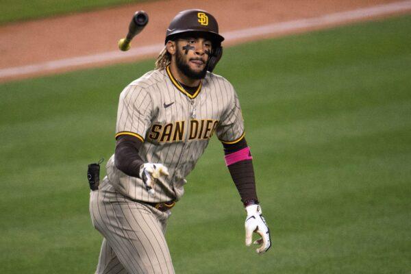 San Diego Padres' Fernando Tatis Jr.