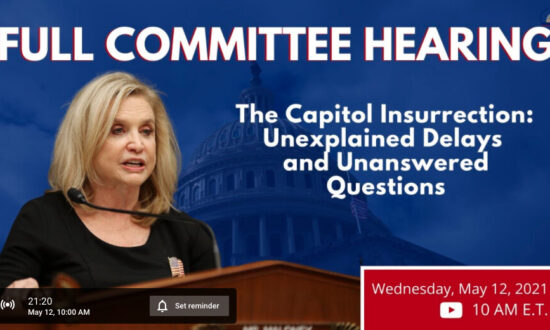 LIVE: Trump Administration Officials Testify on Jan. 6 Capitol Breach