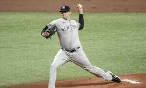 Montgomery Goes 6 Strong Innings, Yankees Beat Rays 3-1