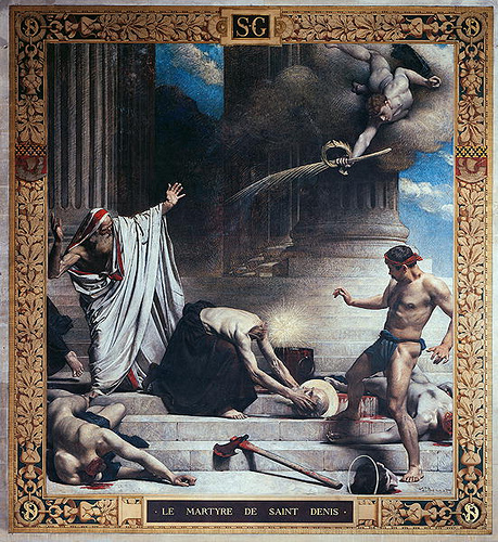The Martyrdom of St. Denis