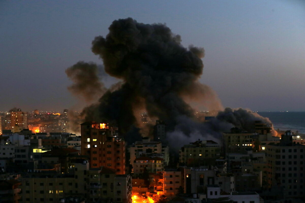 Israel-Palestinian violence flares up