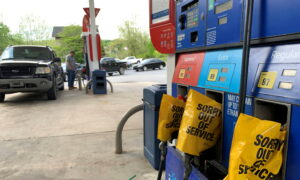 71 Percent of Charlotte Area Gas Stations out of Fuel; Police Warn of 'Gas Crisis'